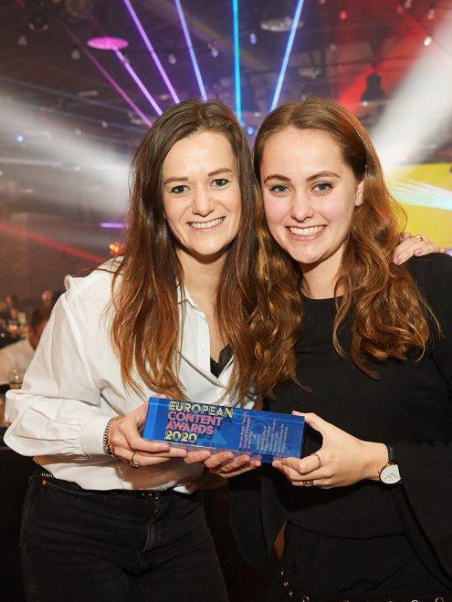 European content awards