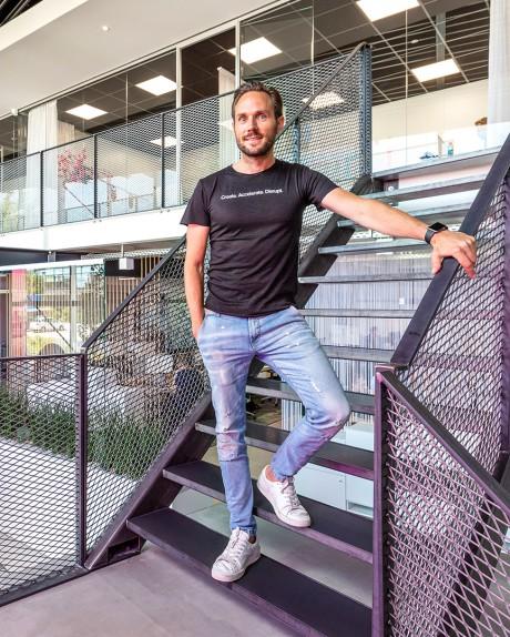 Gijs Westerbeek - CEO Adwise