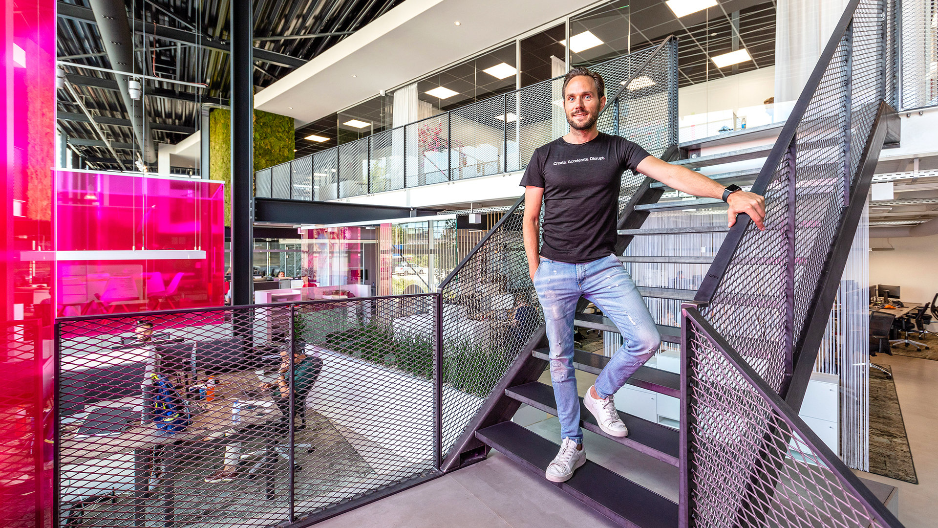 Interview met CEO Gijs Westerbeek over de internationale ambitie van Adwise
