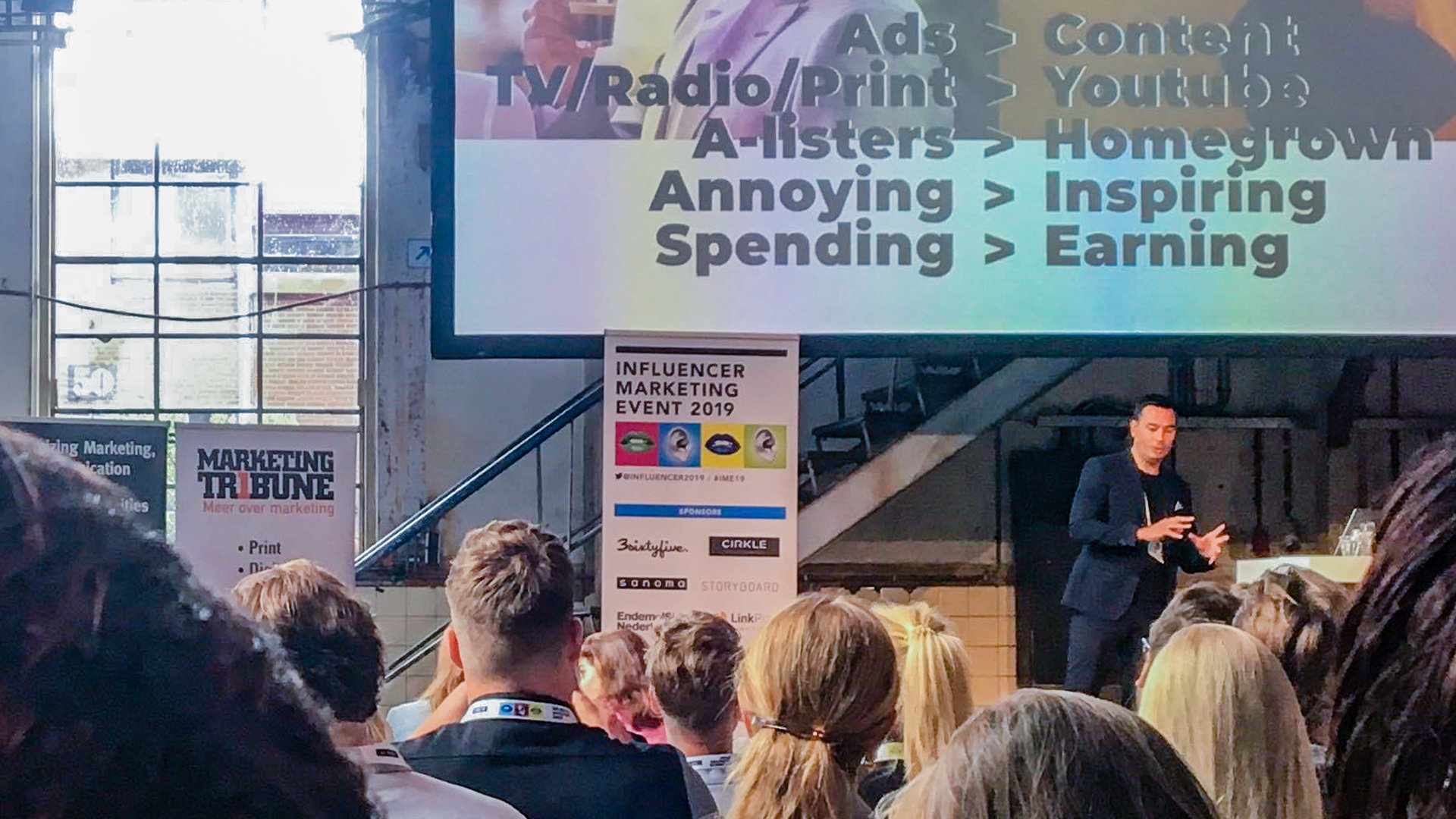 5 takeaways van het Influencer Marketing Event 2019