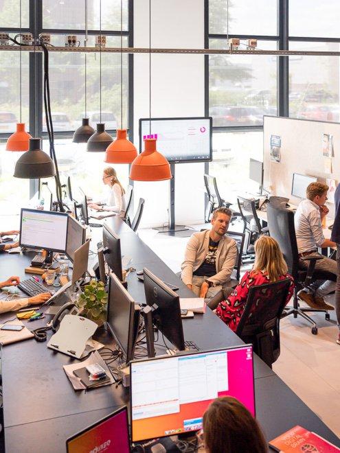 Digitaliseringsvoucher voor het digitaliseren van producten, diensten en processen