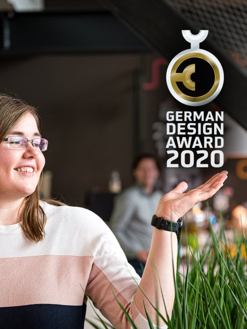 Großartig! German Design Awards mee naar Nederland
