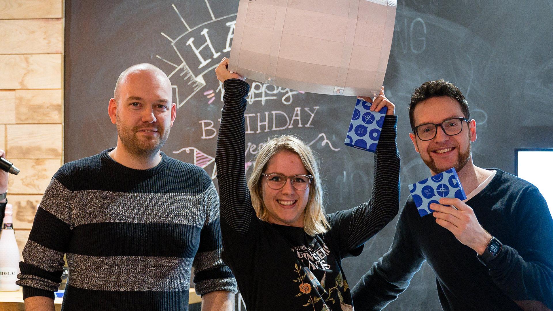 Succesvolle tweede editie van de Adwise Hackathon