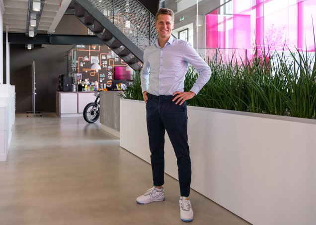 Jan Smit, nieuwe Director of Growth & Revenue bij Adwise