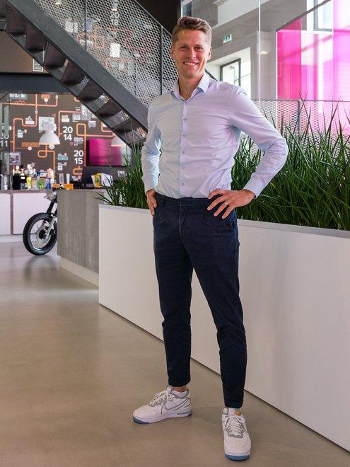 Jan Smit, nieuwe Director of Growth & Revenue bij Adwise