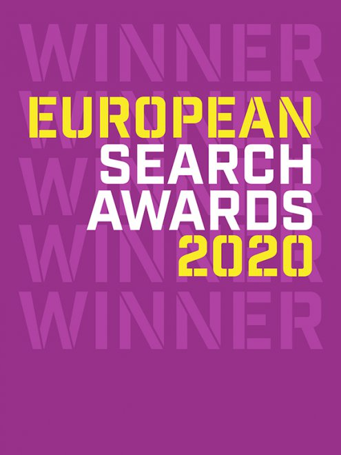 Adwise wint ook in 2020 een European Search Award!