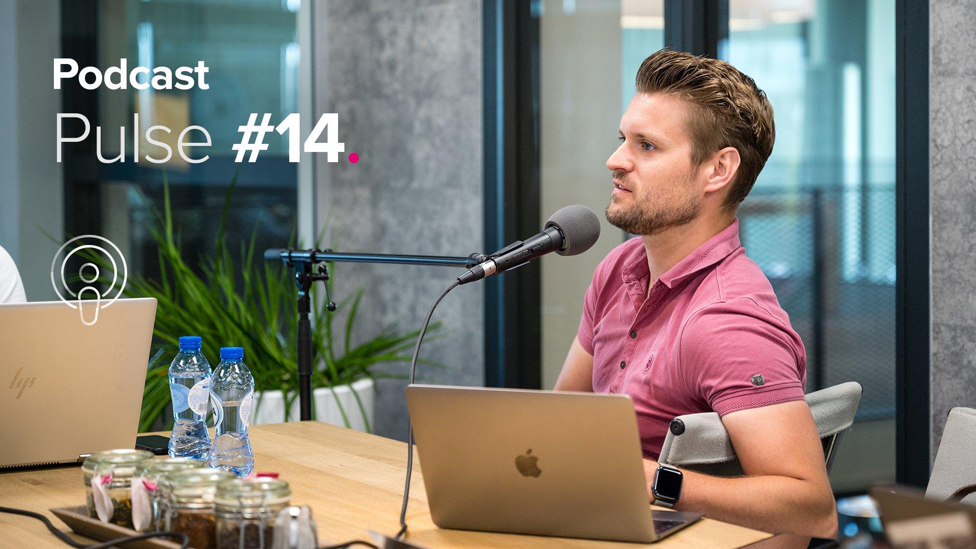 Podcast Digital Brains Pulse #14