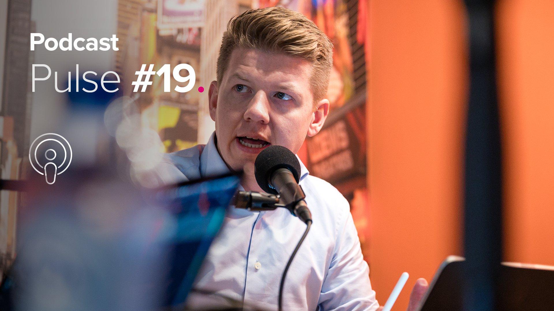 Podcast Digital Brains Pulse #19