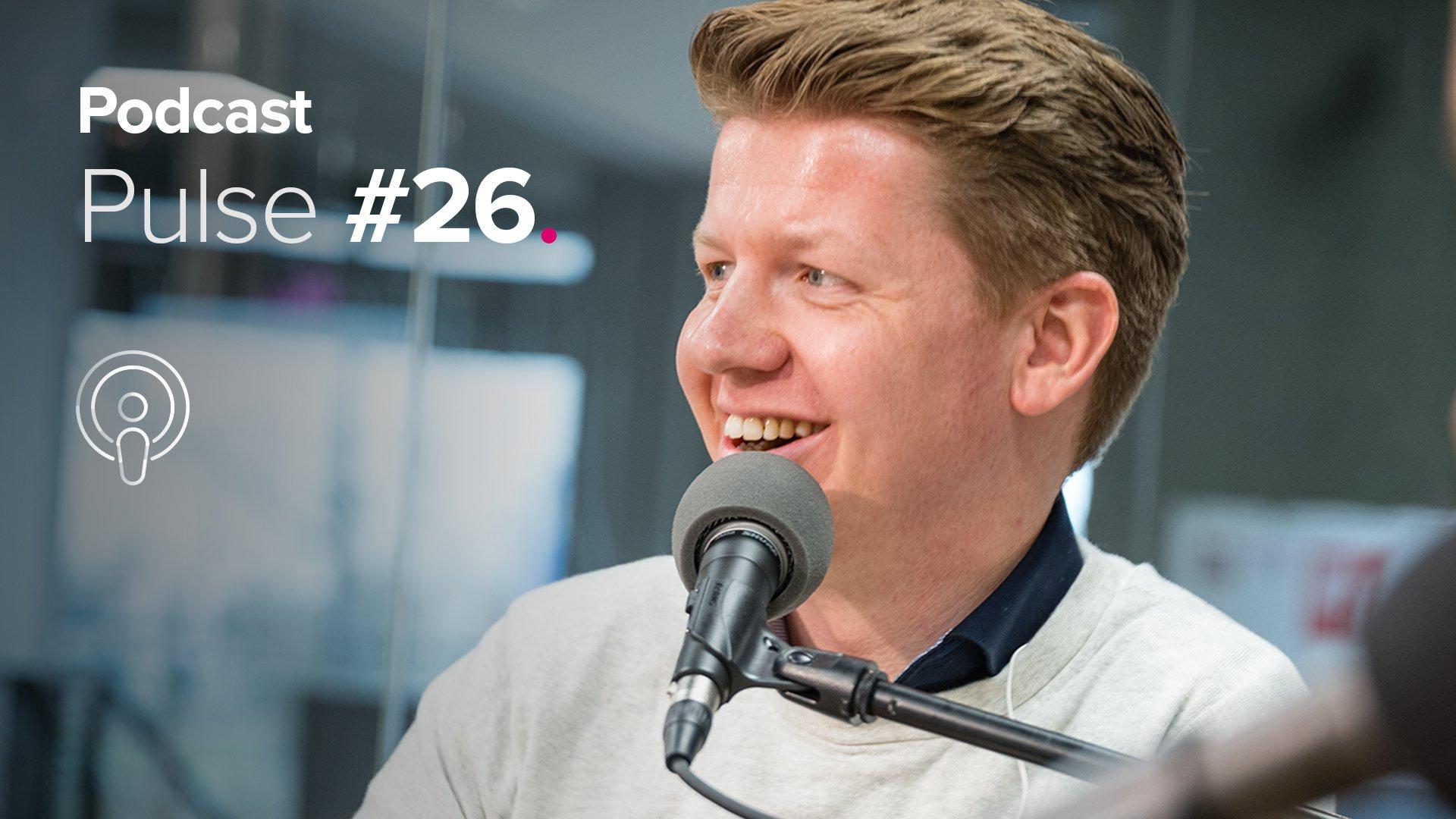 Podcast Digital Brains Pulse #26