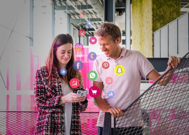 SEO (Zoekmachine optimalisatie) - In gesprek over Social Commerce