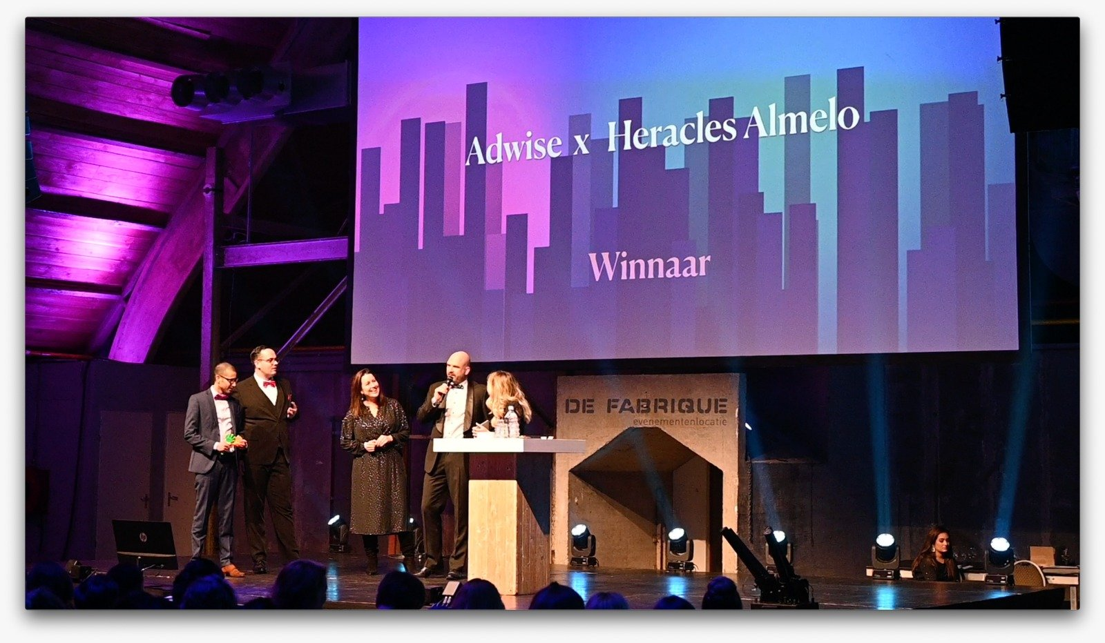 Dutch Search Award voor Heracles en Adwise