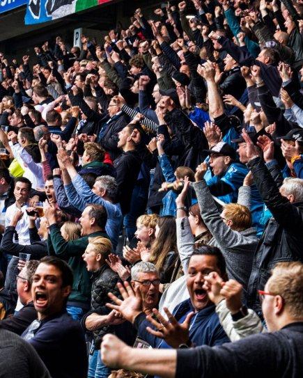 Een nieuwe digitale standaard voor eredivisie voetbalclubs