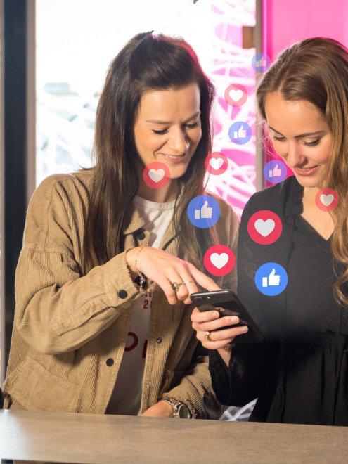 De 5 gouden regels voor posten op social media
