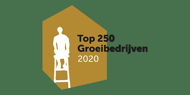 De top 250 Groeibedrijven 2020