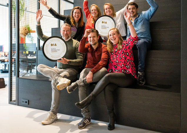 Twee nominaties voor Adwise bij de Dutch Interactive Awards