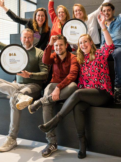 Twee nominaties voor Adwise bij de Dutch Interactive Awards